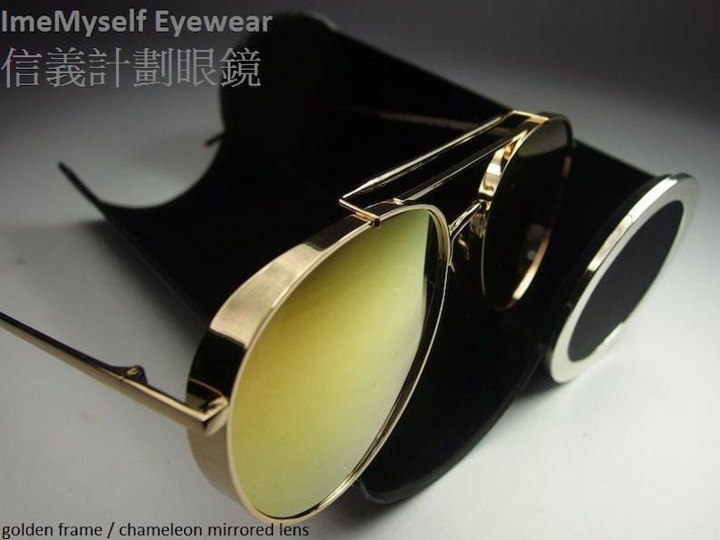 97770b76bf0b Watanabe Toru pure titanium aviator pilot optical spectacles