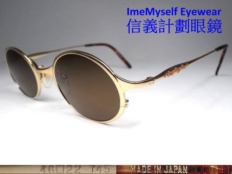 dccd45ef4a ImeMyself Eyewear Matsuda 2860 Rare Vintage Oval Frame