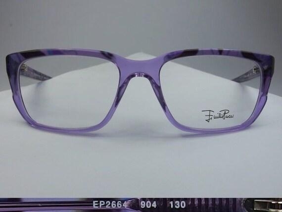 c9f60a7f6c7 ImeMyself Eyewear Emilio EP2664 purple optical frame Rx