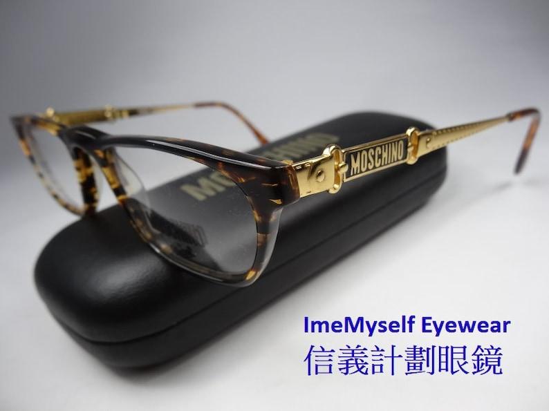 205a189f1864 ImeMyself Eyewear MOSCHINO by Persol M48 vintage frame optical | Etsy