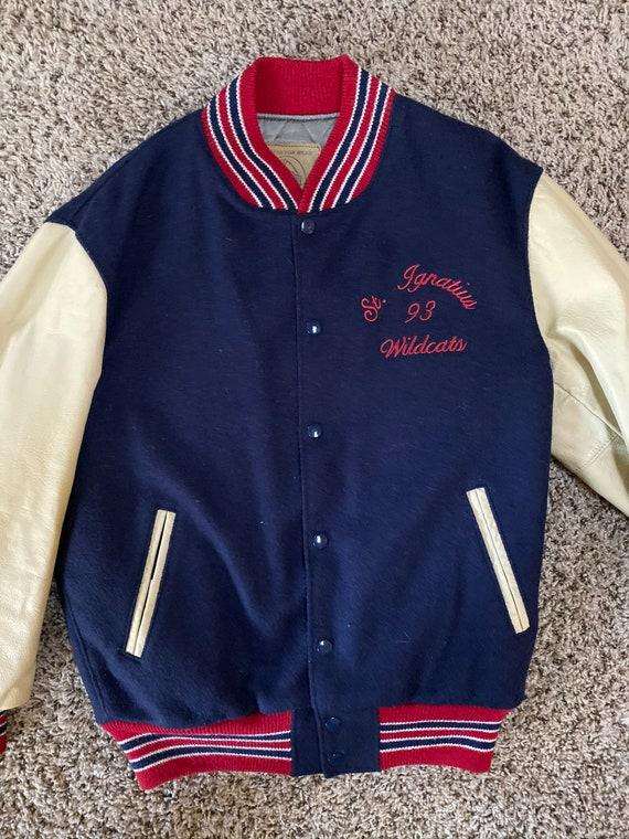 St. Ignatius Starter Jacket