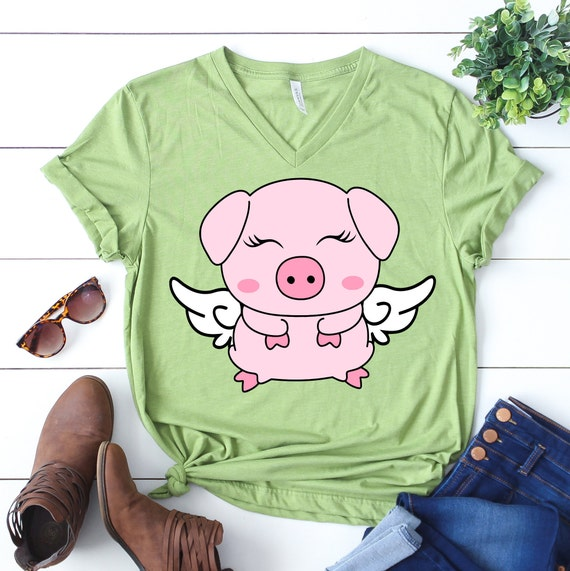 Show Pig Svg Girl Svg Pig Face Svg Eyelashes Svg Kids Svg Etsy