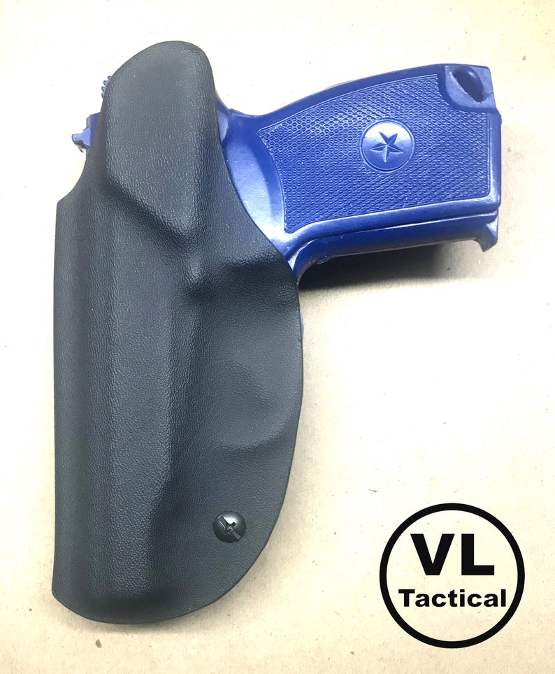 VLTactical Handmade Kydex IWB Holster for Makarov Pistol/Пистолет Макарова  with leather Inside
