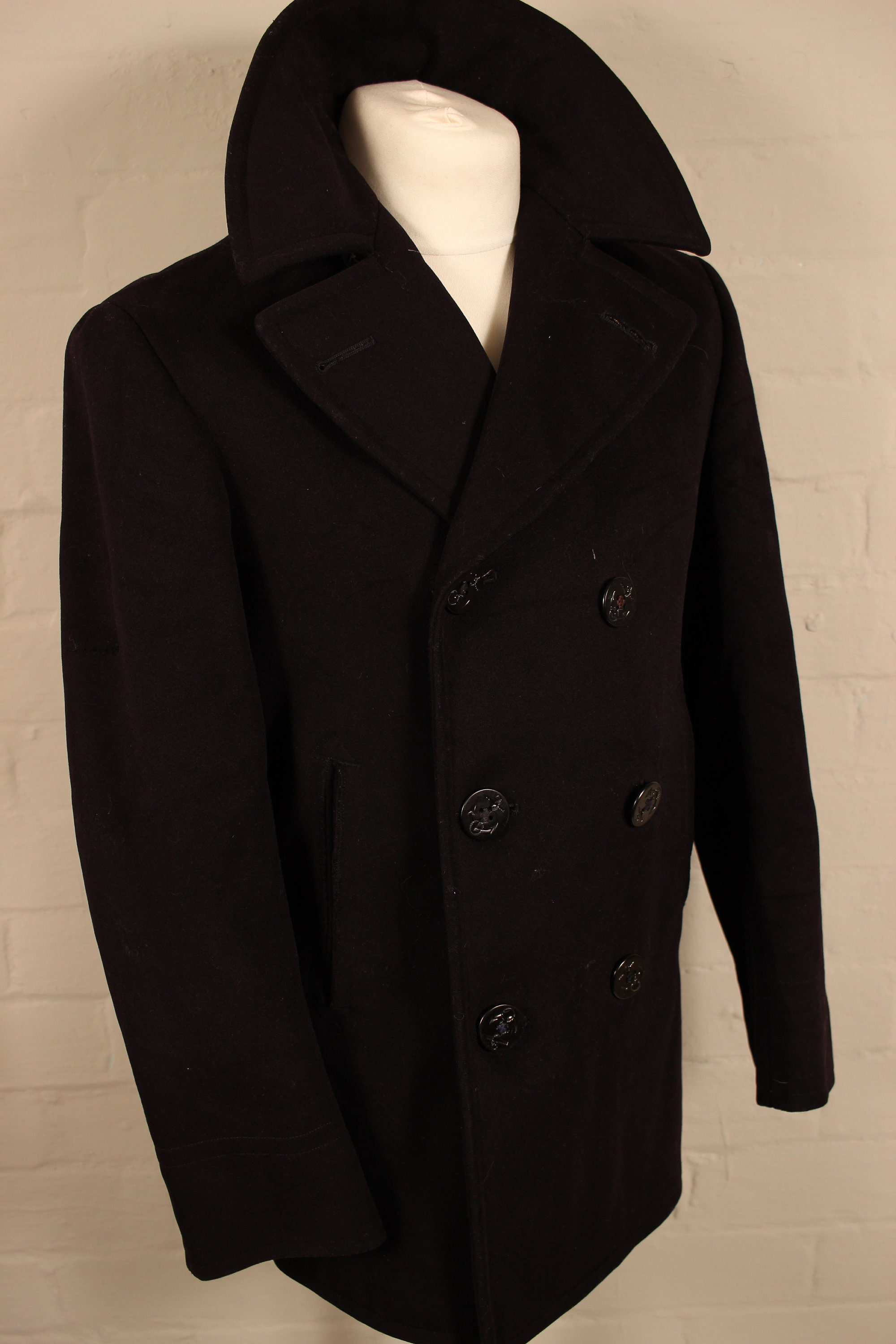 f7ff7564 Official Us Navy Pea Coat - Tradingbasis