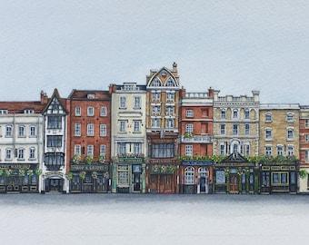 City of London Pubs