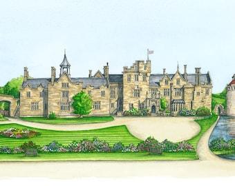 Scotney Castle - National Trust - Kent