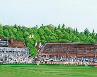 The Nevill Cricket Ground, Tunbridge Wells, Kent