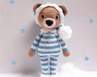 c163f2d881f Bear crochet