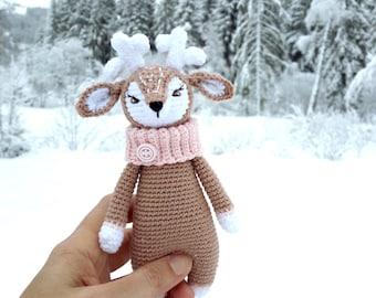 Amigurumi Bambi Etsy