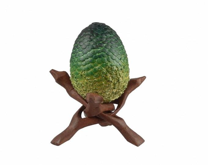 Dragon Egg Stand wooden   Bracket for DragonEgg   Dragon Egg Holder Wood