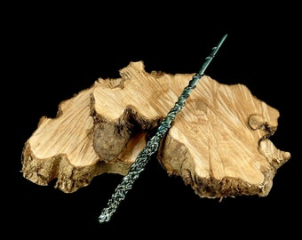 Magic Wand Green Blue | Magic Wall | Costume Accessories | Harry Potter Inspired