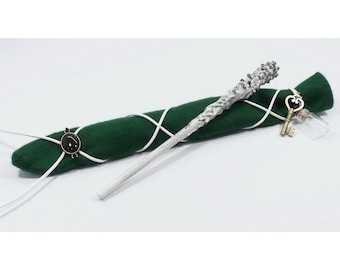 Magic wand including bag | Magic Wand with Bag | Harry Potter inspired