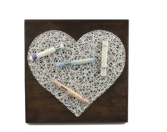 Money Gift Wedding | Thread Art Heart | StringArt Heart | Love| Wall Decoration | Residential decoration