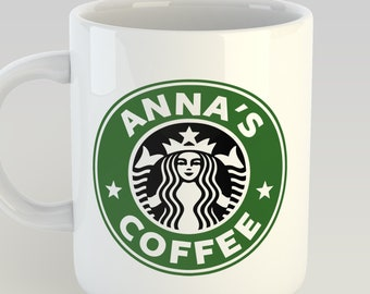 Starbucks Mug Etsy