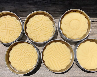 Cocoa Butter-Handmade Solid Lotion Bar-All Natural