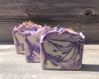 Amazingly Grace-Handmade Artisan Goats Milk Soap-Cold Process