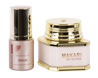 Makari Duo Pack ( Day/Night Cream & Serum)
