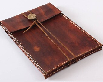 Free Shipping ! Brown Kindle Paperwhite Leather Case
