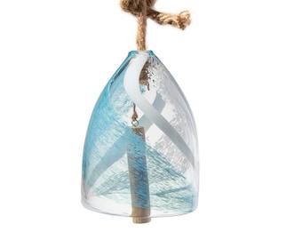 Free US Shipping~Handmade Art Glass Bell/Buoy Chimes / Hanging Decor Sun Catcher