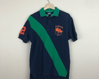 Vintage Polo Ralph Lauren R.L. Polo Club Shirt