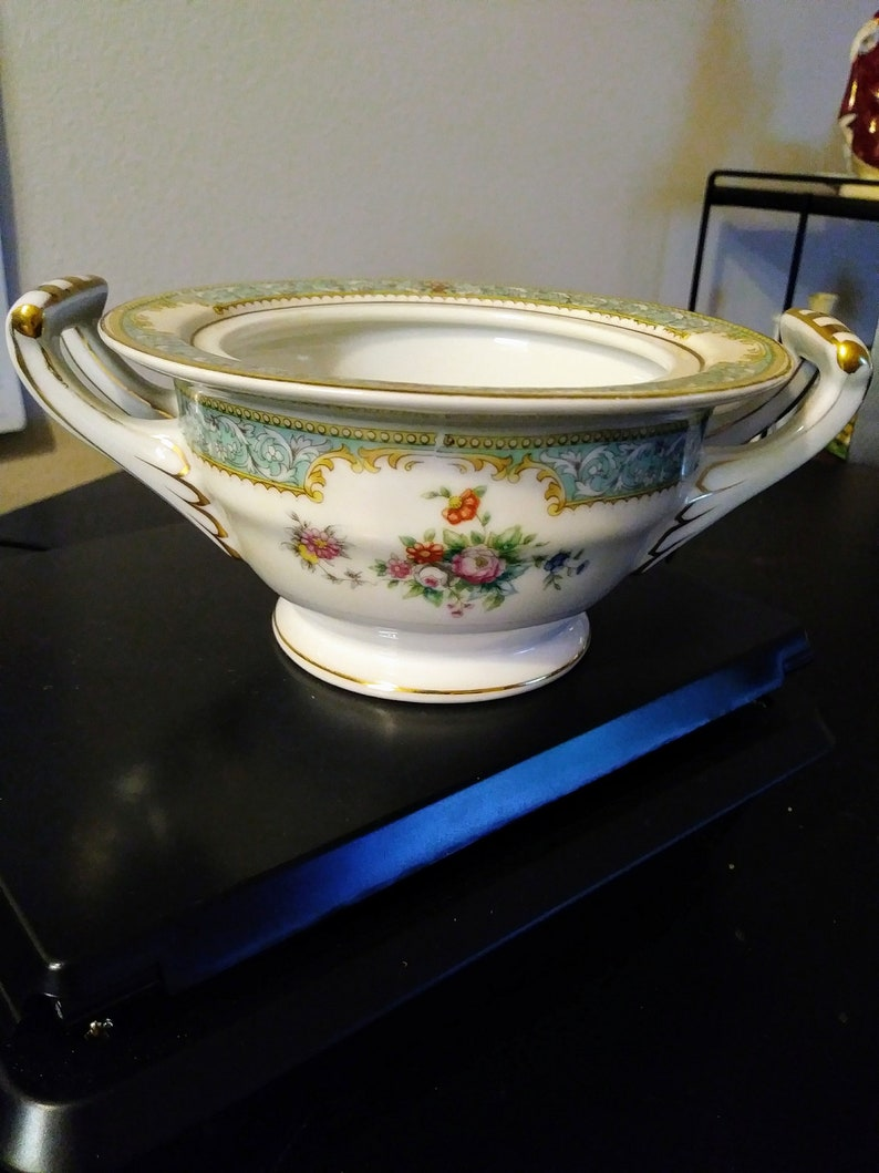 Gold bottom bowls made in china