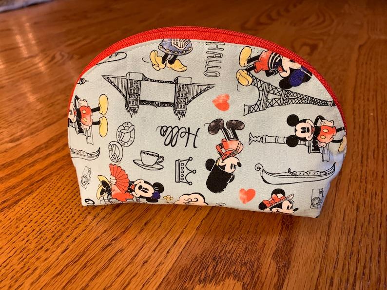 Mickey Dumpling Pouch Small