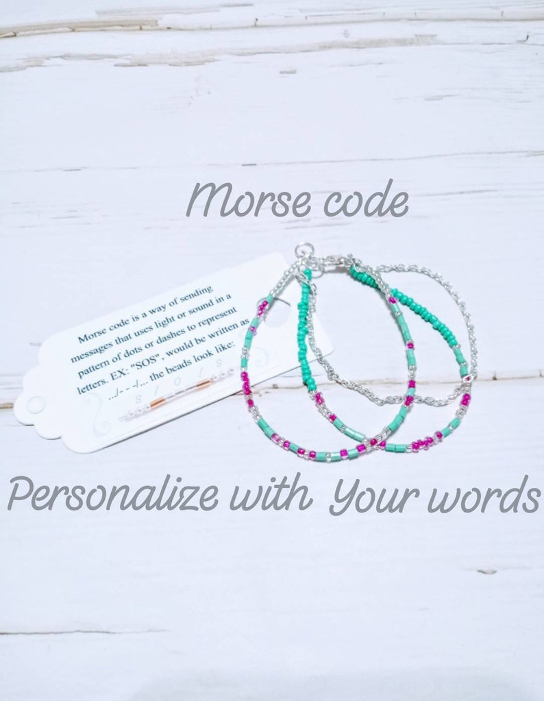 Turquoise morse code bracelet, self esteem jewelry, confidence bracelet,  personalized gifts, christian bracelet, religious jewelry, birthday