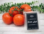 Tomato Leaf, Soy Wax Melts, wax melt warmer, wax cubes, wax tarts, scented wax, electric wax melt warmer