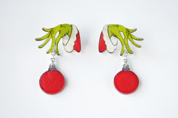 9e746c33fb2d3 Items similar to How The Grinch Stole Christmas Inspired, Grinch ...