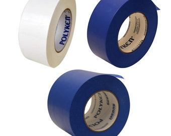 Polyken 757 Multi-Purpose Polyethylene PE Tape. Available White or Blue Color