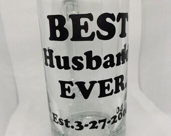 Best Husband Ever! Jumbo Mug