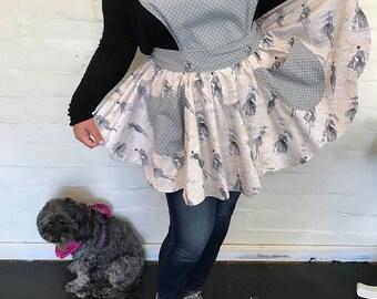 Haute Couture 2-Piece Apron