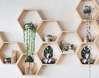 Plant Shelf Etsy