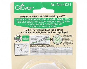 "Fusible Web Roll, 5mm for 1/4"" Bias Tape"