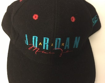 66888c49d shopping vintage jordan hat d2754 2b137