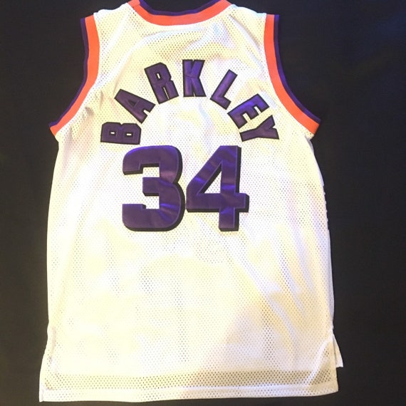 innovative design genuine shoes sale usa online Rare 90s Charles Barkley Phoenix Suns Jersey M | Etsy