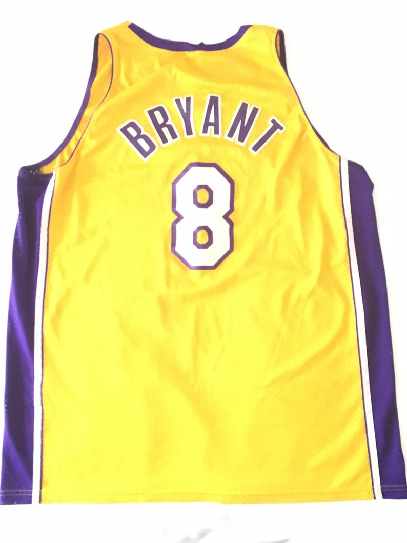 c0d11a42379 Rare Vintage Authentic Kobe Bryant Nike Los Angeles Lakers