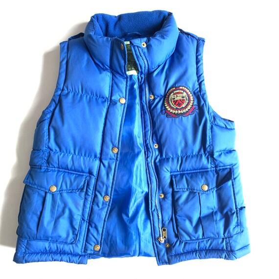 Very Rare !!!!!!!! Polo Vest Bubble Jacket  !!!!!(