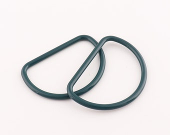 D-Ring 40 mm Metallring