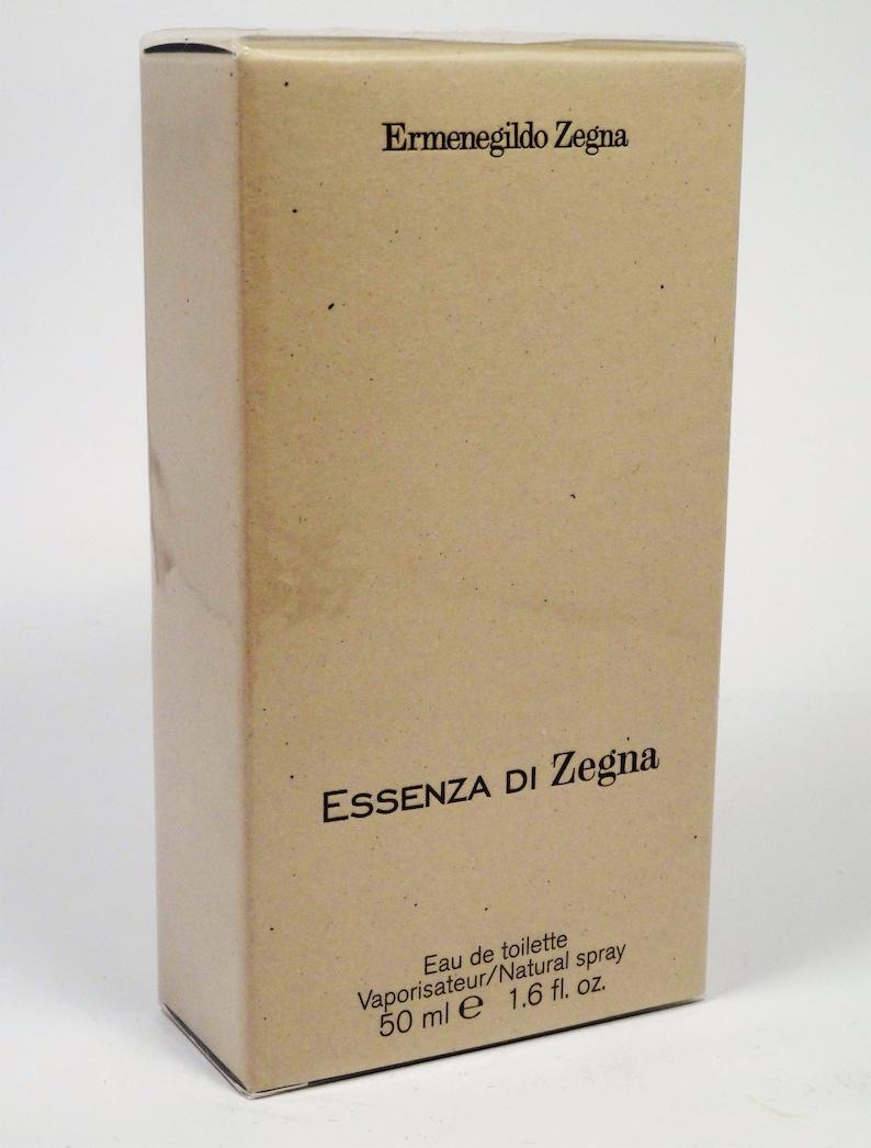 706e9445c5bc6 Ermenegildo Zegna Essenza di Zegna 2003 50ml image 0 ...