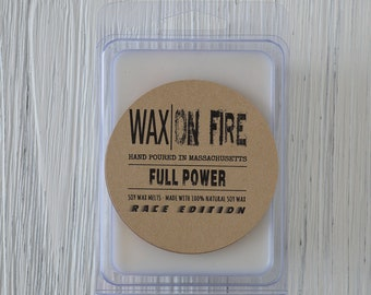 Full Power (Race Fuel Scented) Soy Wax Melts