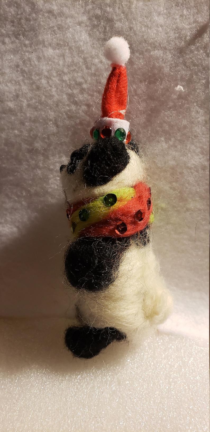 Henry The Christmas Panda