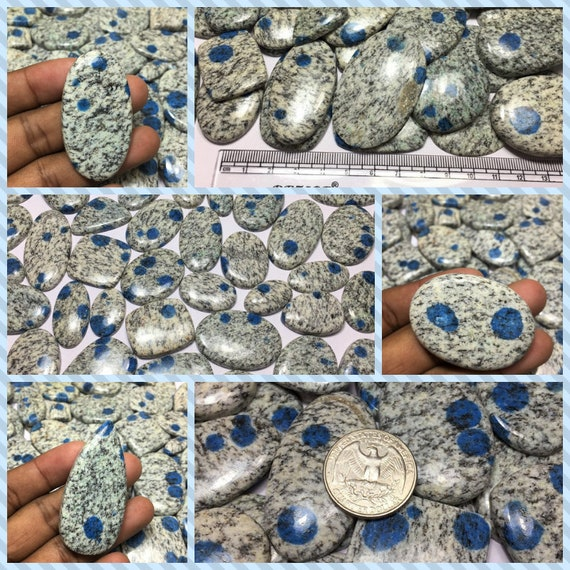 60/% Off  Natural Beautifull Sodalite Cabochon Unique AA Design Fabulous Loose Gemstone Sodalite Mis Shape Amazing Quality 226Cts 6 Pieces