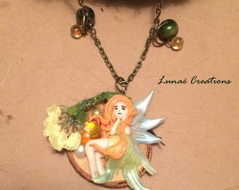Forest Fairy: Chamomile