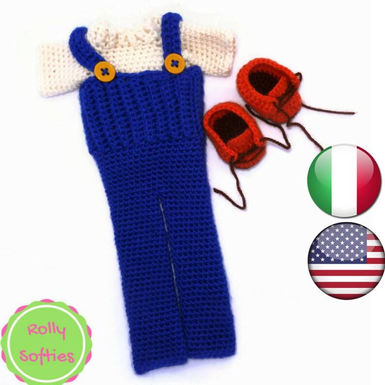 Schema Vestiti A Uncinetto Per Bambola Amigurumi Etsy