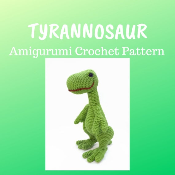 dinosauro Archivi - Amigurumi Gratis Free | 570x570