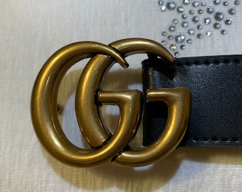 Chanel Belt Etsy
