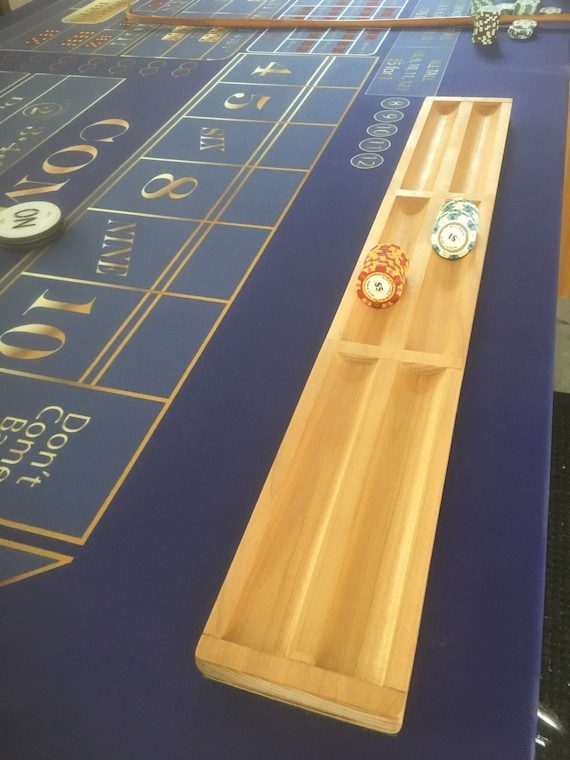 How to build an eight sided poker table