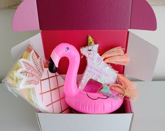 Birthday Gift Ideas For Best Friend Box Her Surprise Sister Thank You Spa Unicorn Gifts Pineapple