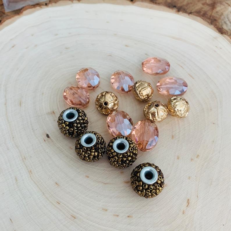 8pcs 16mm round glass unicorn charm pendants jewellery making craft UK